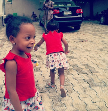 Image result for 9ice's kids twins
