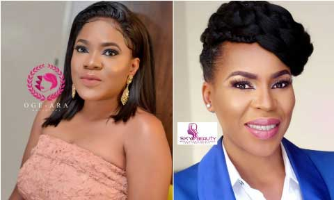 Celebrity Makeovers At  AMVCA 2017