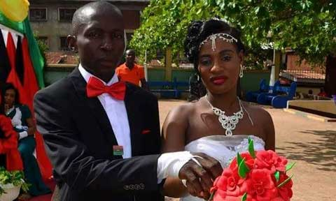Biafra-themed Wedding
