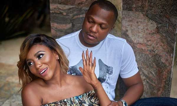 Stephanie Coker and Olumide