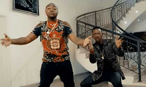 Davido Reaches Out To Dammy Krane After His Release From Prison