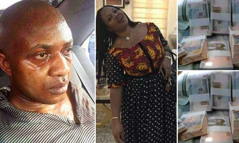 Evans mansion in Ghana, $75,000 gold ring recovered + he sent N20m to his wife 4 days before his arrest