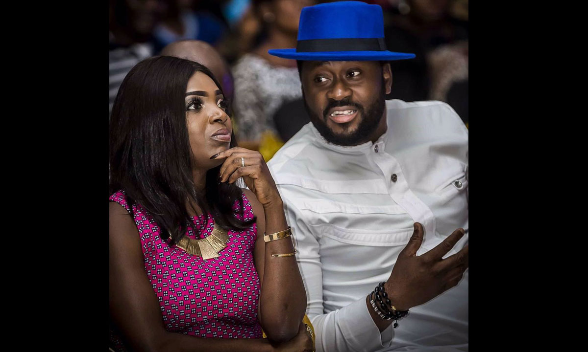 Desmond Elliot, Annie Idibia At The Unn Awards