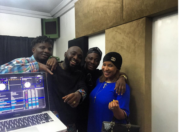 Jaywon-Tonto-Dikeh-Churchill-and-others-in-the-studio.png