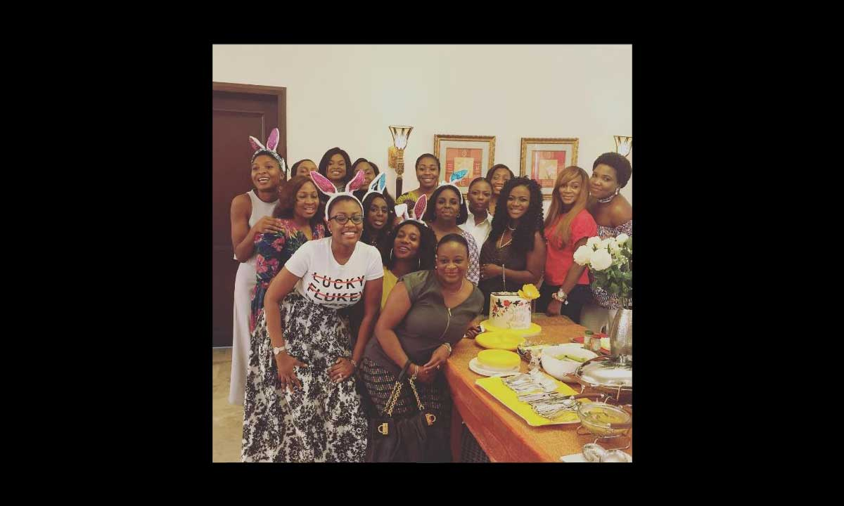Lami Phillips' Pretty Baby Shower!