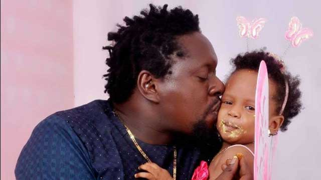 Klint Da Drunk , and Wife, Lilien Celebrate Daughters First Birthday