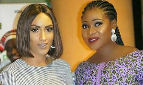 Mercy Johnson Defends Juliet Ibrahim