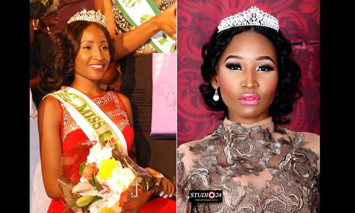 Miss Nigeria,Leesi Peter Speaks About Models Who Sleep with Producers to Become Winners