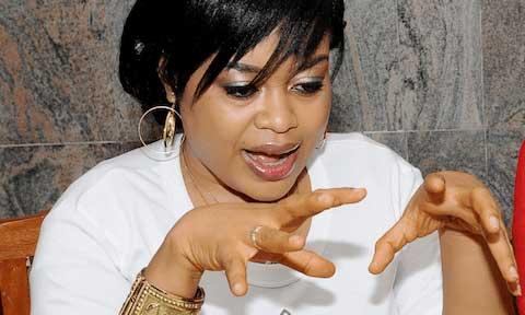 Star Actress, Nkiru Sylvanus Turns Evangelist