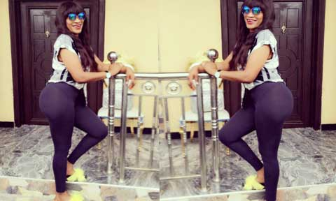 ButtPad: Oge Okoye Is Under Serious Attack
