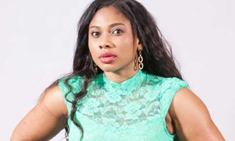 Actress Queeneth Agbor