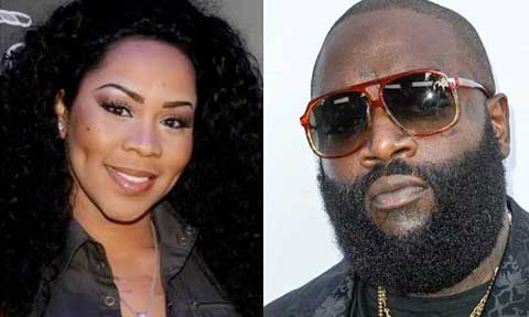 Rick Ross and Deelishis