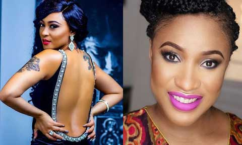 Tonto Dike and Rosy Meurer