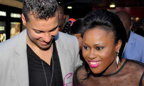 Trouble In Paradise? Uche Jombo Removes Husband's Name From Instagram