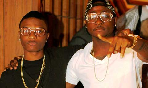 Local Champion! Davido Fires Back At Wizkid
