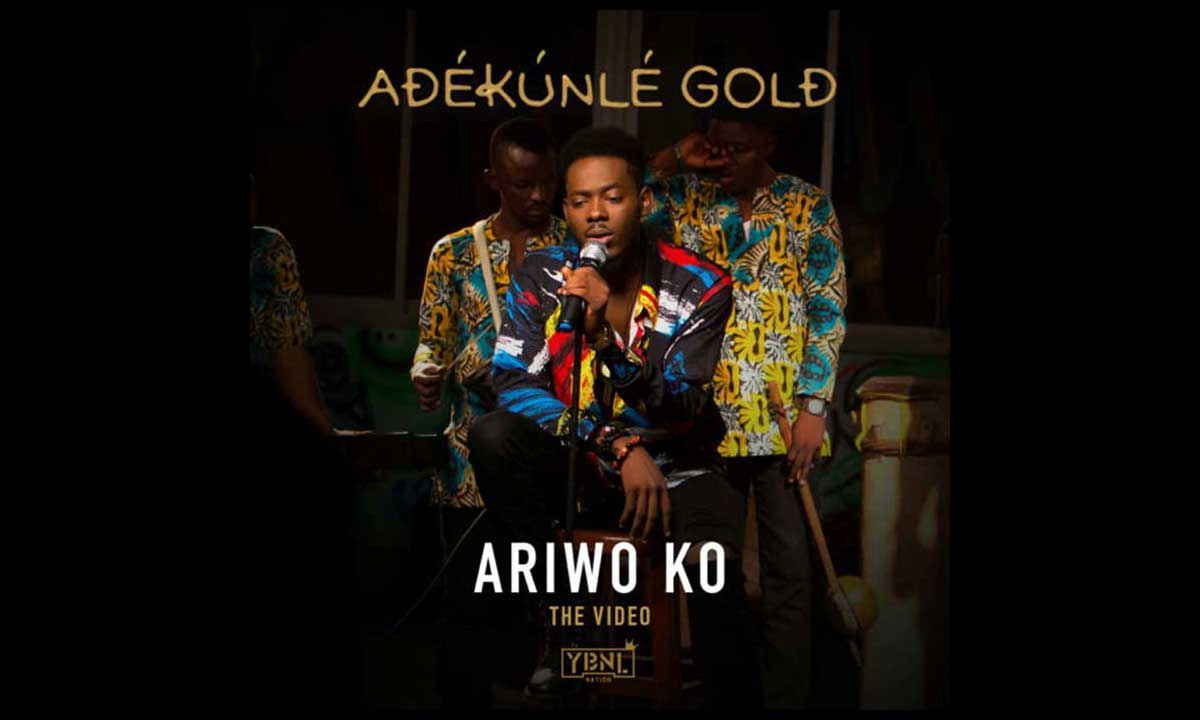 Hot Flick: Adekunle Gold – AriwoKo [Official Video]
