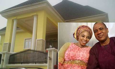 Tope Alabi And Husband Moves Into Multimillion Naira Mansion [See Photos] #baydorzblogng