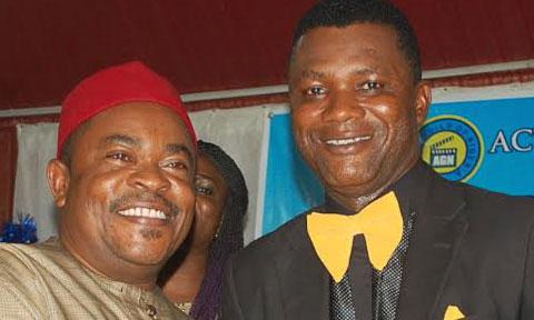 Victor Osuagwu and Don Pedro