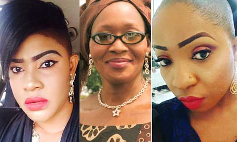 Angela Okorie,Anita Joseph,Kemi OLunloyo