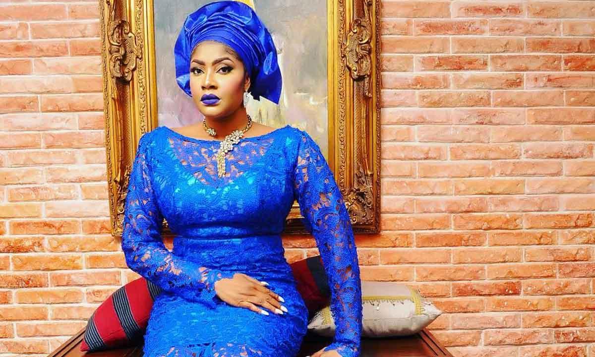 Actress, Angela Okorie's New Lover Revealed?