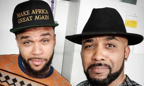 Jidenna and  Banky W
