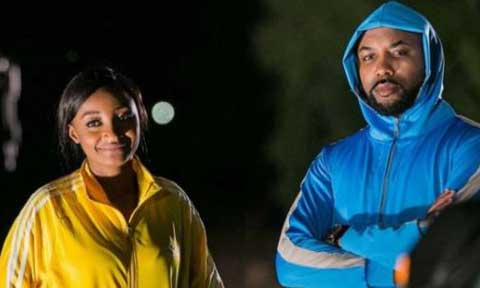 Banky W and Rahama Sadau