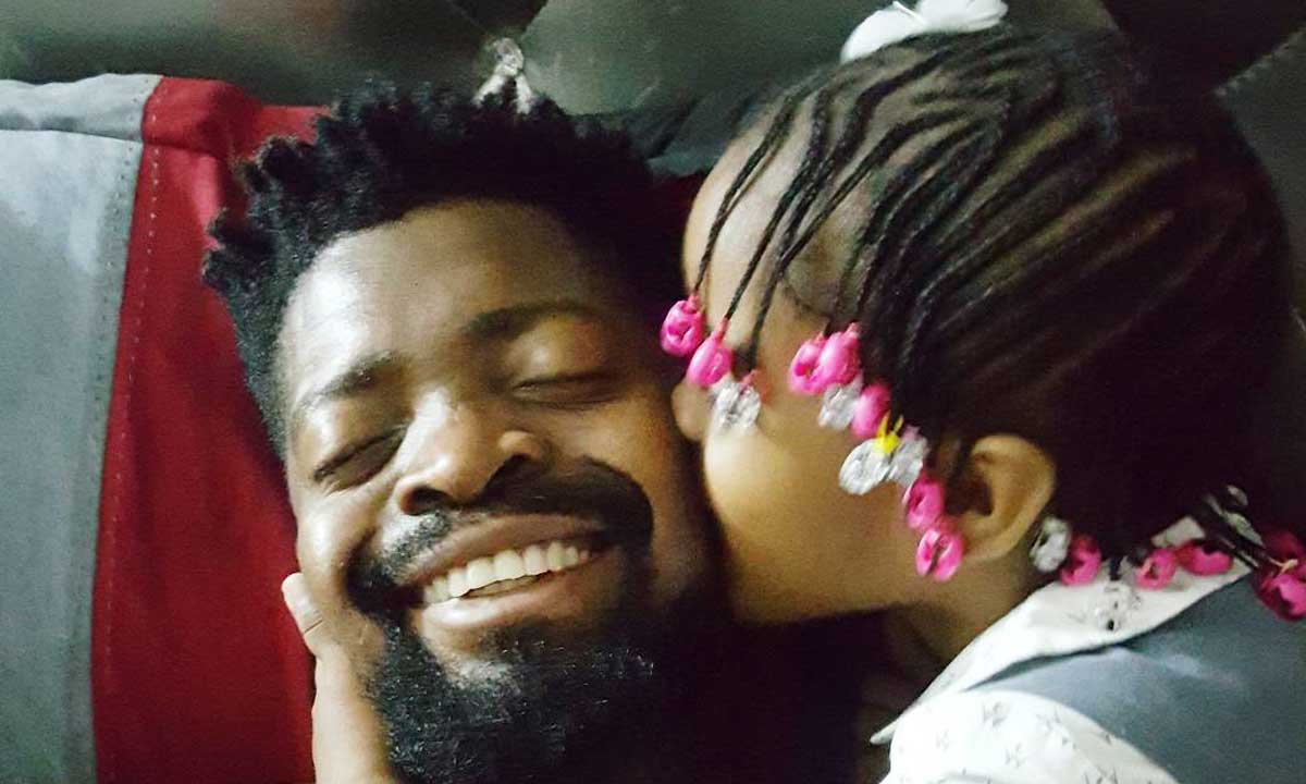 Basketmouth's Daughter