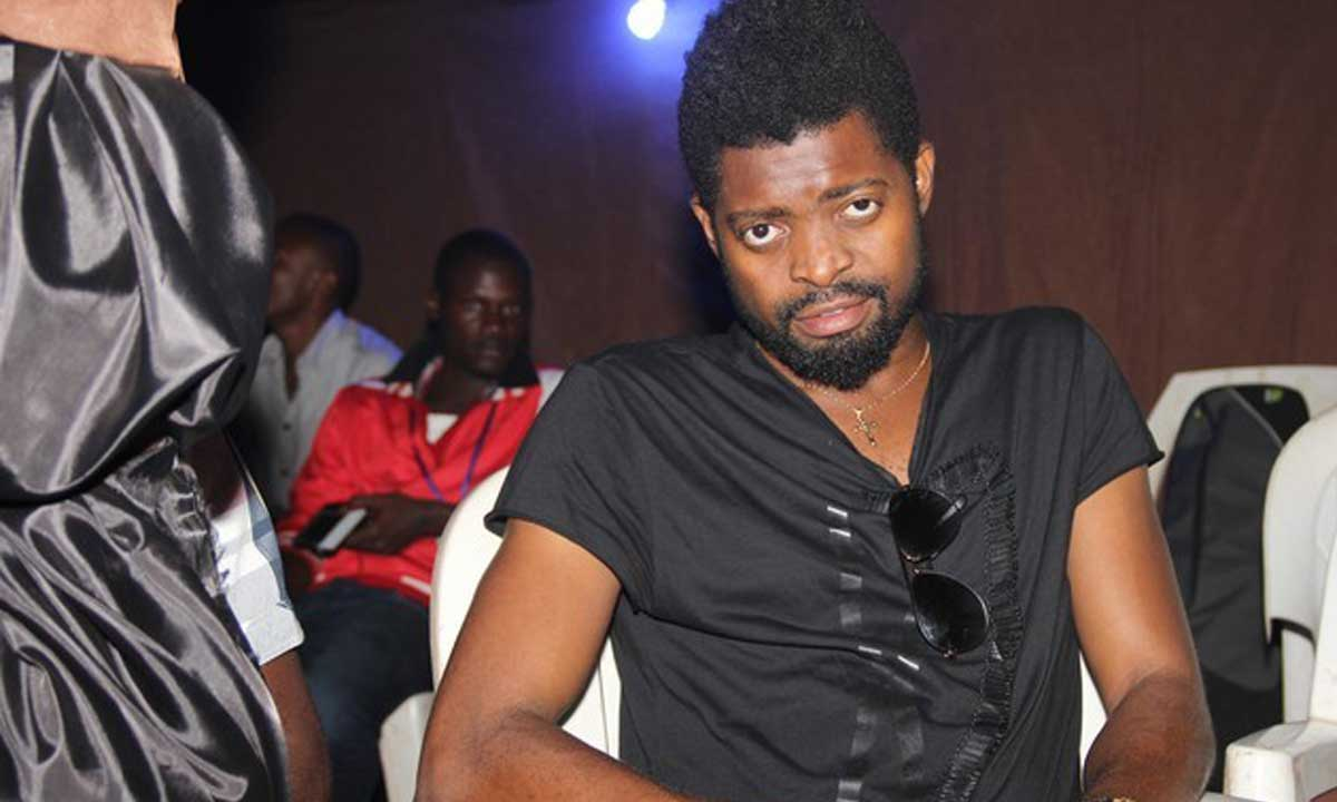 BasketMouth and Brother