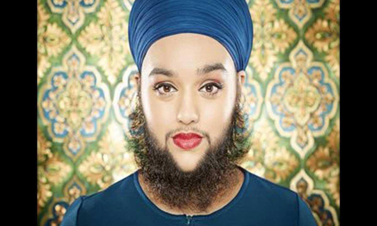 Bearded Woman