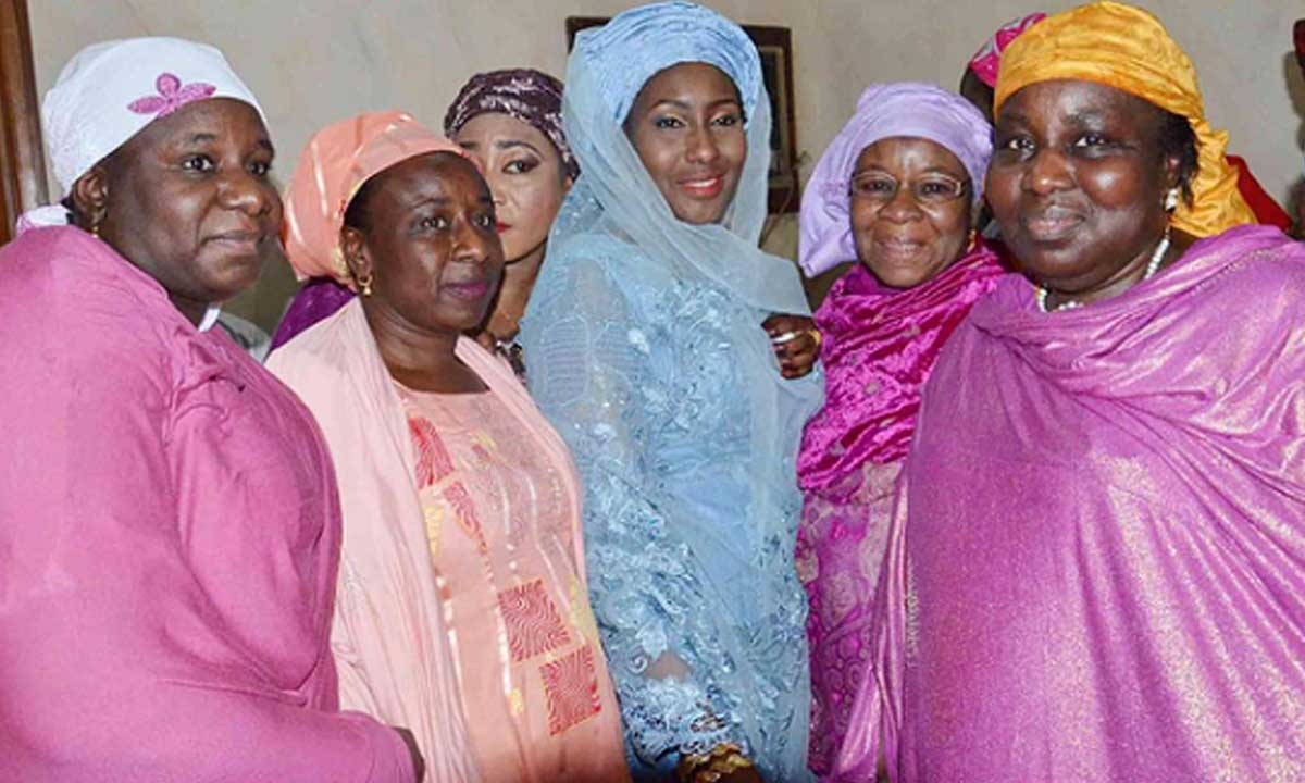 Buhari's Daughter Marries