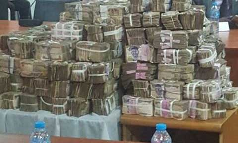 Police Seizes N111m Bribe Given to INEC Officials during Rivers Re-run