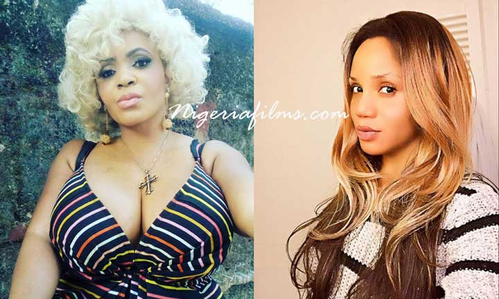 Cossy Orjiakor and Maheeda