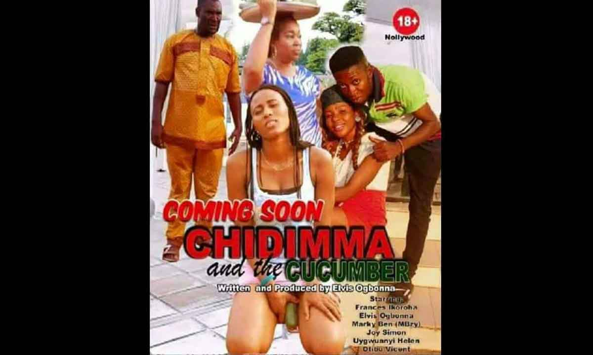 Chidinma and the Cucumber