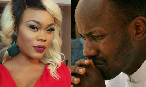 Daniella Okeke and Apostle Sulieman