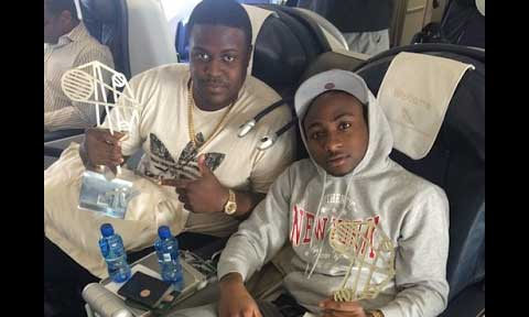 My Dogs Eats Better Than Some Nigerians, Davido's Elder Brother Apologizes For Statment