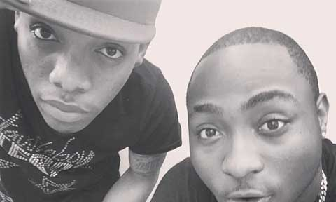 Davido and Tekno
