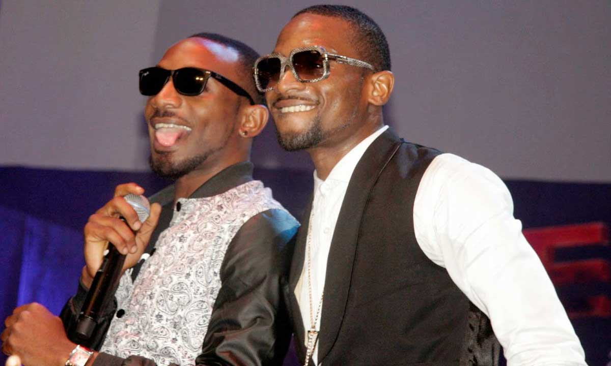 KaySwith and  D'banj