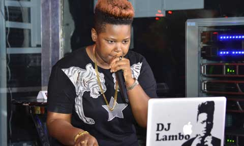 DJ Lambo As Choc Boi Nation's first female President Assumes Office