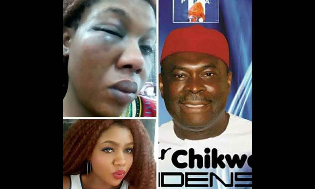Wife of Abia State Guber Candidate,Chidinma Denies Abuse After Filling Report to Court