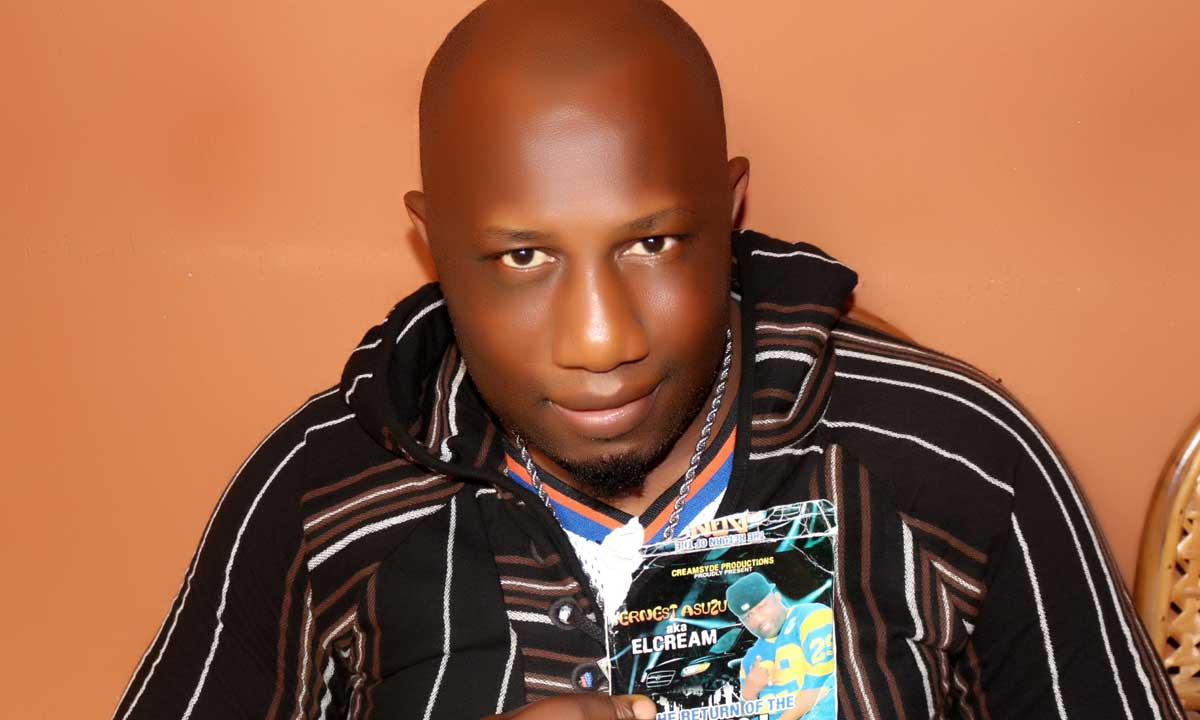 Popular actor returns to Nollywood after a successful battle with stroke