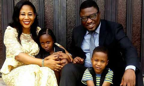 Image result for Actor, Femi Branch marries third wife in style