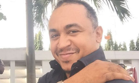 Daddy Freeze Showers Comforting Words on Tonto Dike
