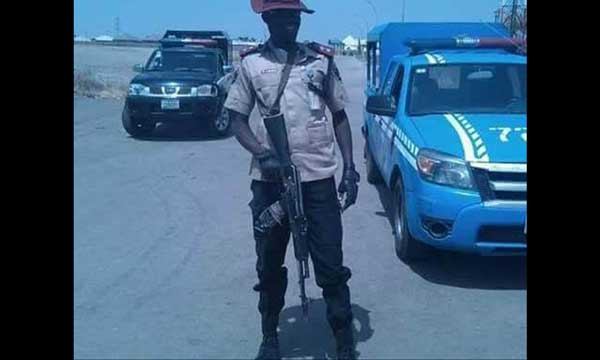 We are Not Using Arms- FRSC Denies