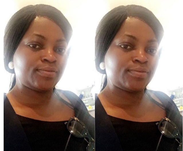 Have a Look at Funke Akindele's Face After Kissing Hubby