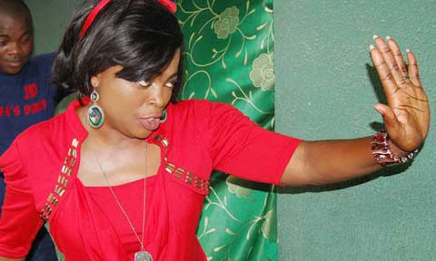 Funke Akindele Maintains Silence Over Her Missing Moji Olaiya's Burial