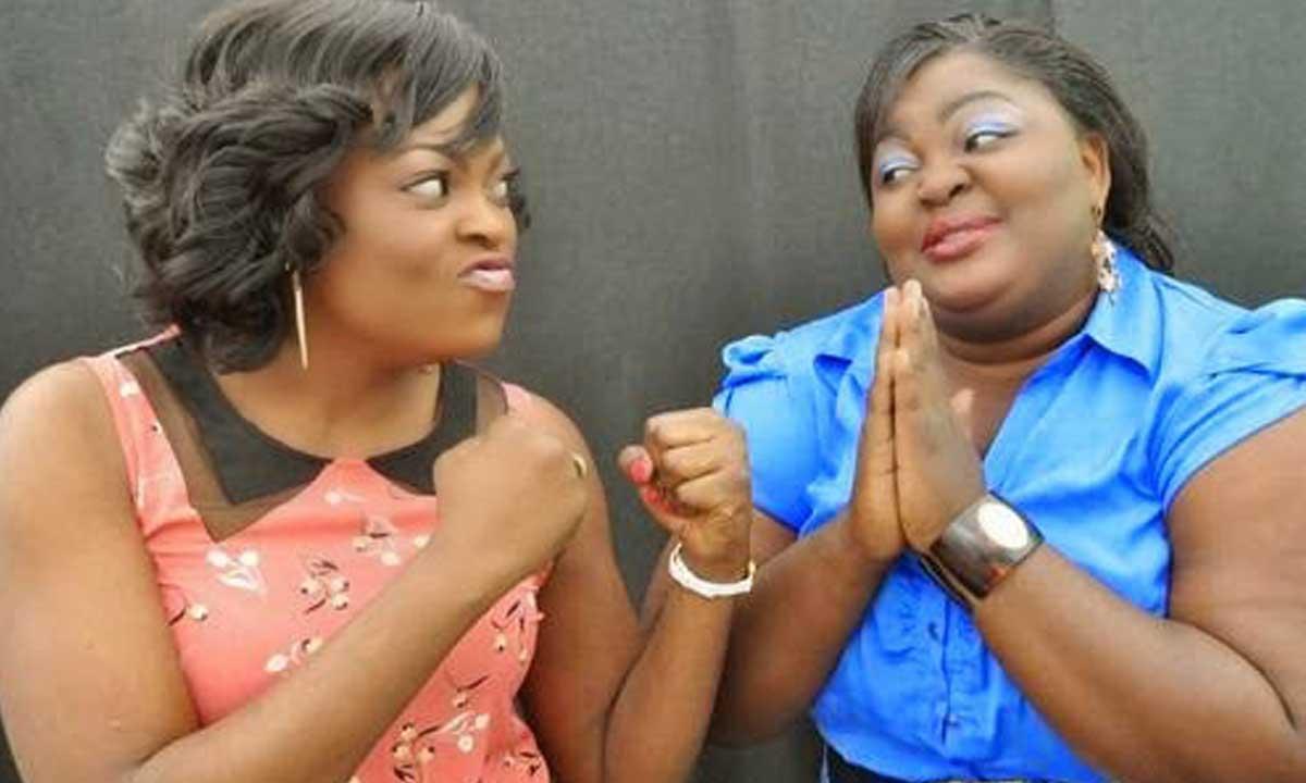 Funke Akindele and Eniola Badmus gets back again
