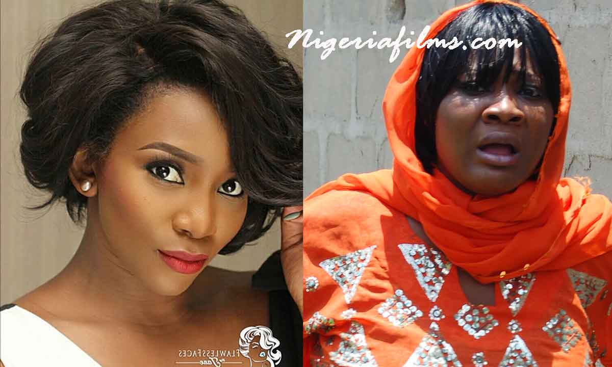 Mercy Johnson and Genevieve Nnaji