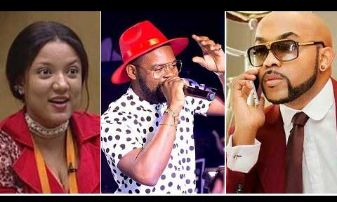 Gifty, Falz And Banky W