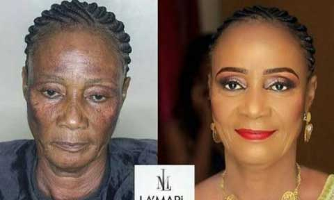 Grandma Astonishing Makeover