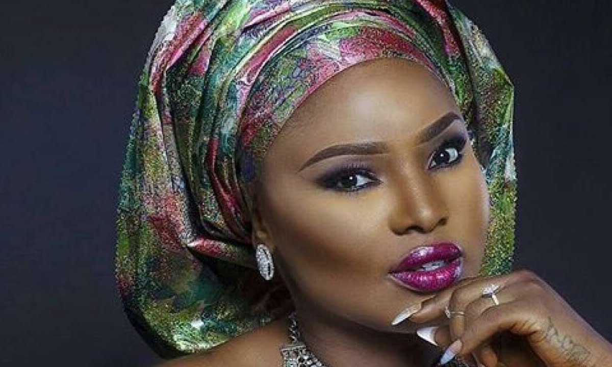 Halima Abubakar Reveals She Is Not Ready For Marriage Yet